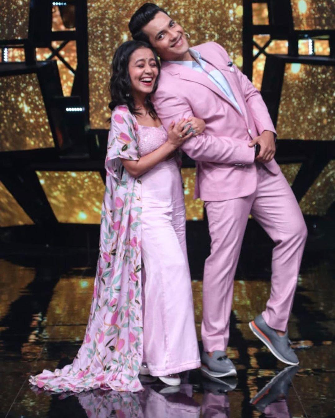 Aditya Narayan and Neha Kakkar