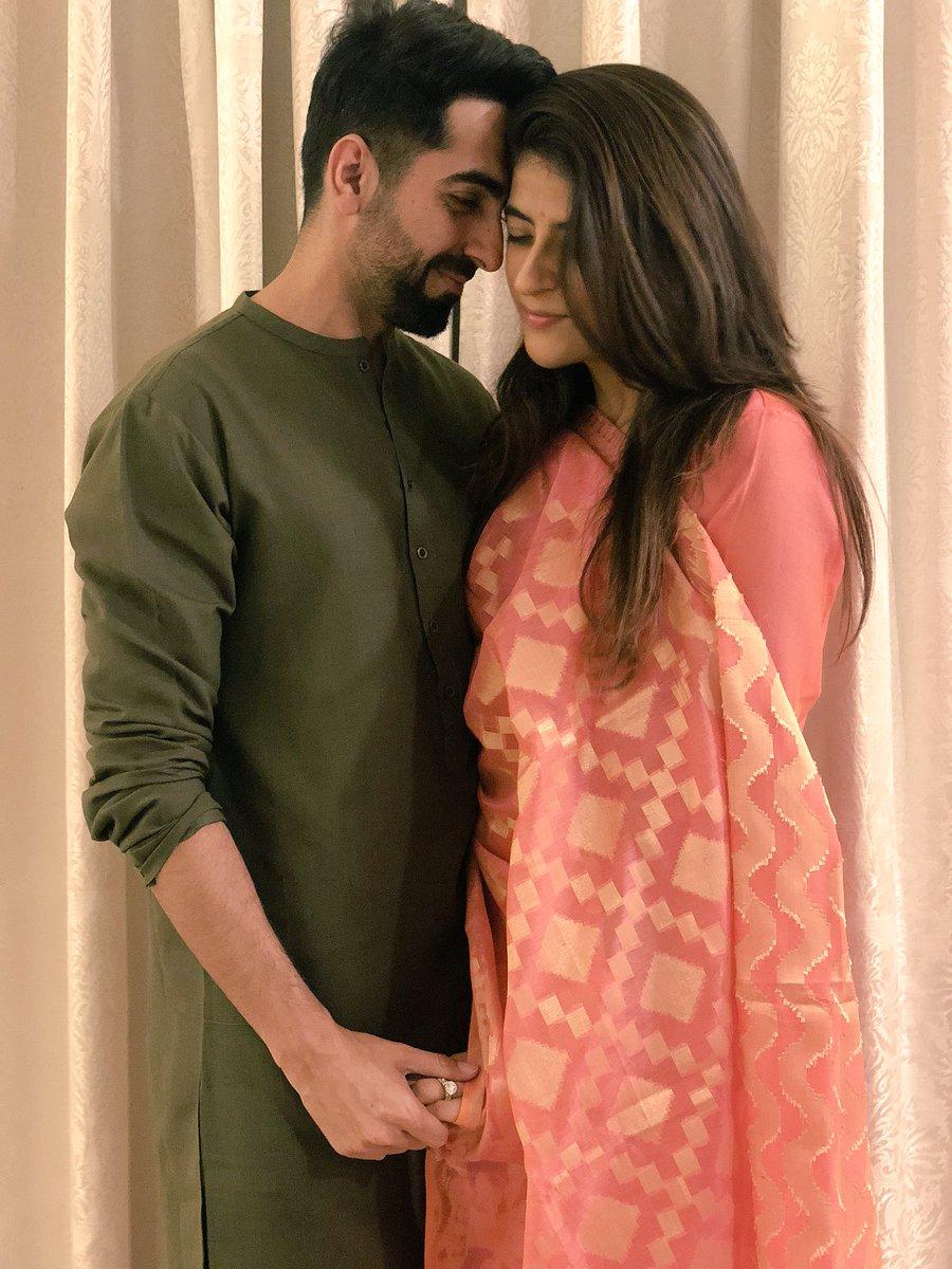 Ayushmann Khurrana and Tahira Kashyap