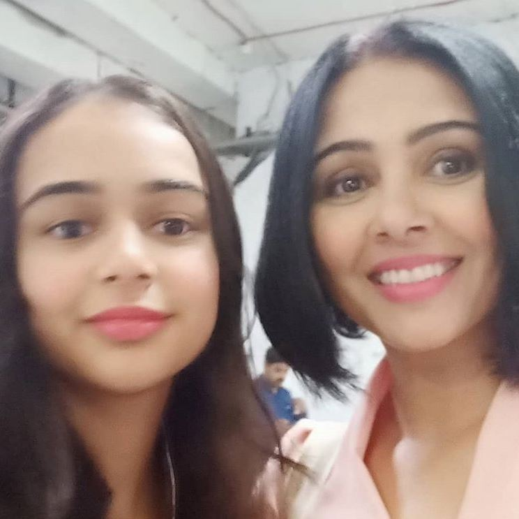 Suchitra Krishnamoorthi and Kaveri Kapur