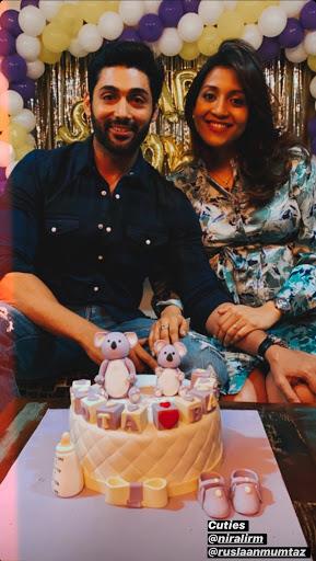Ruslaan Mumtaz And Nirali Mehta