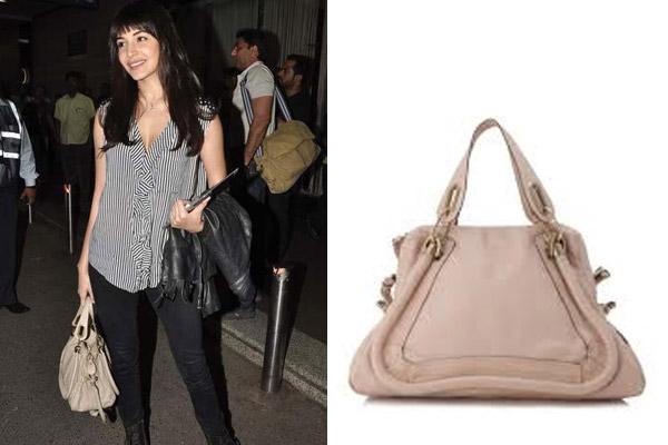 Anushka Sharma Chloe Paraty bag