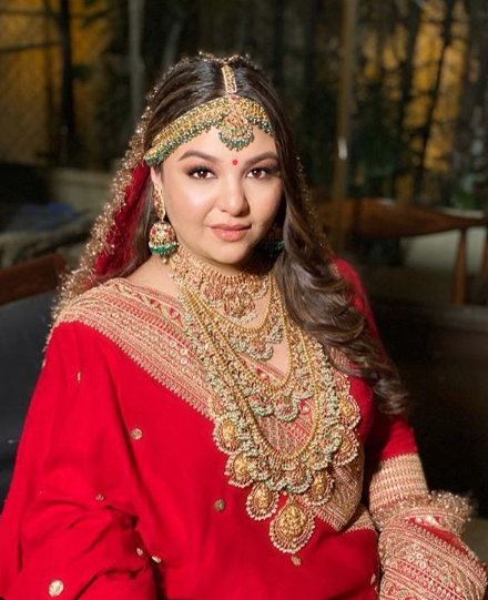 Sabyasachi Band Baja Bride