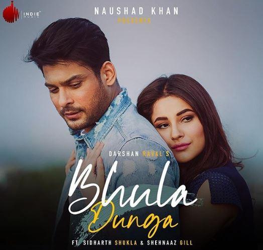 Shehnaaz Gill and Sidharth Shukla