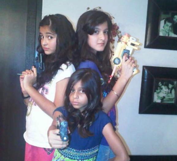Bollywood BFFs