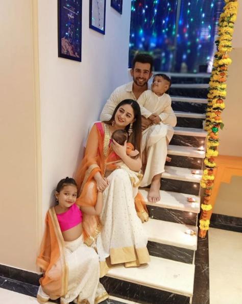 Bhanushali-Vijj Family