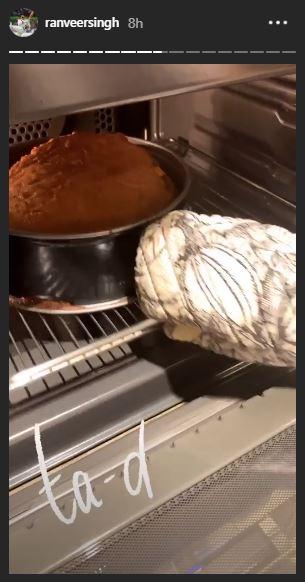 Ranveer Deepika cook