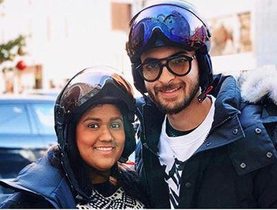 Aayush and Arpita