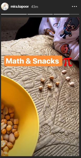 Math and Snack