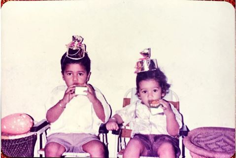 Vicky Kaushal childhood