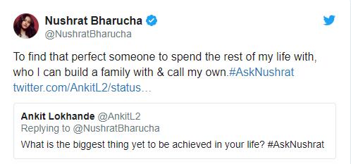 Nushrat Bharucha