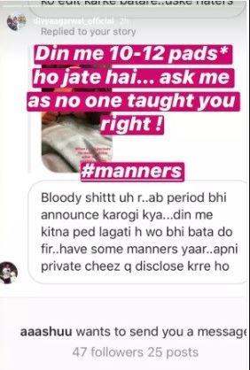 Divya Varun Period Story