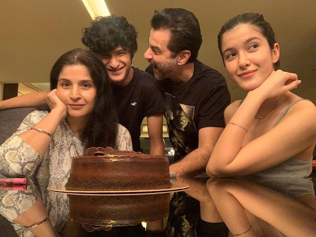 Sanjay Kapoor's son's birthday