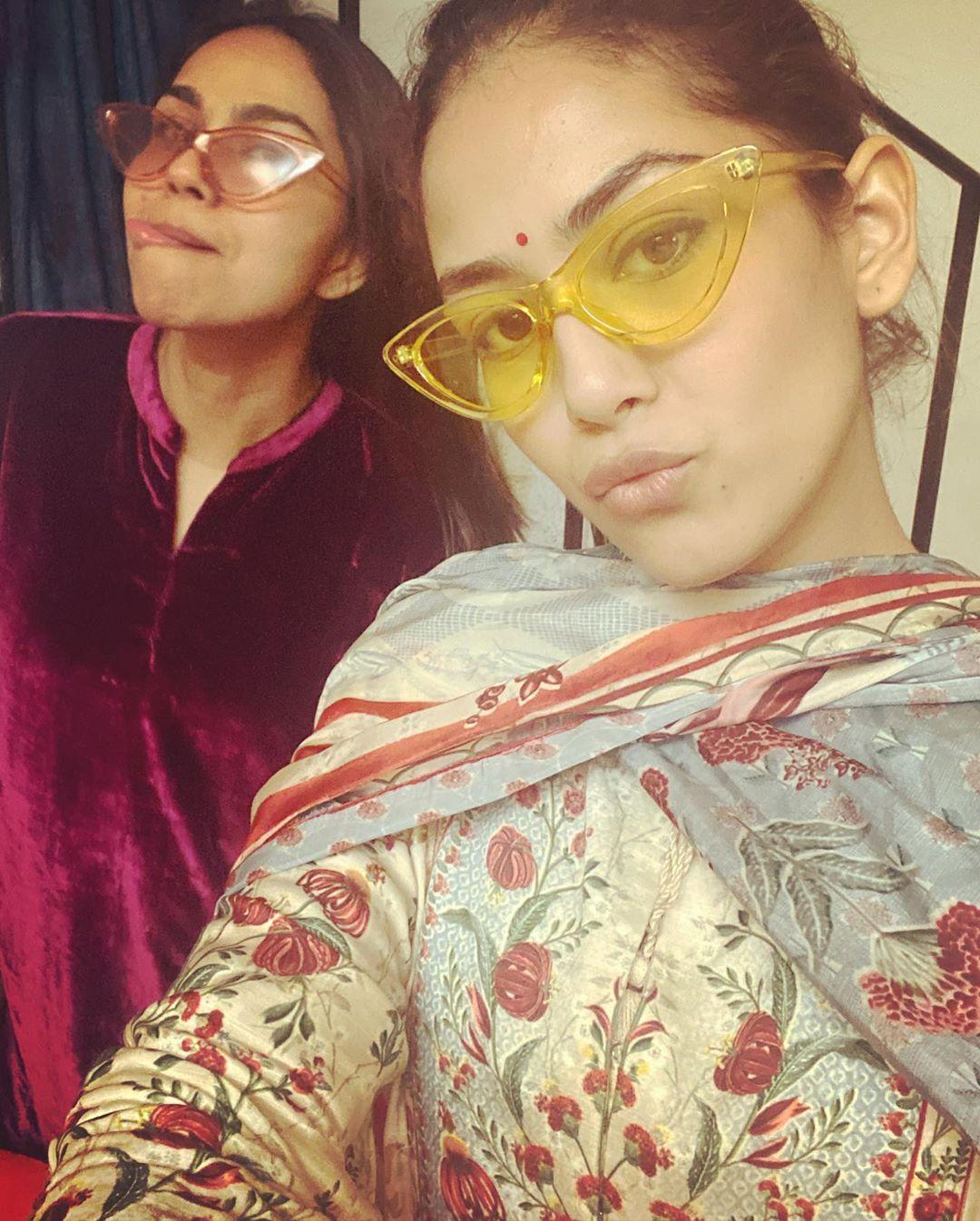 Mira Rajput Kapoor and Noor Wadhwani