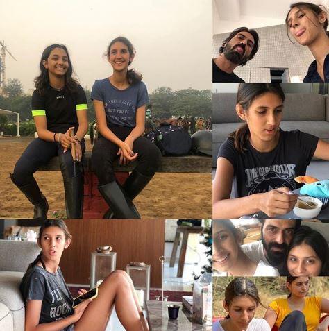 Arjun Rampal Daughter