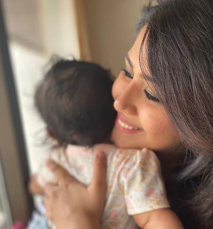 Ankita Bhargava Baby