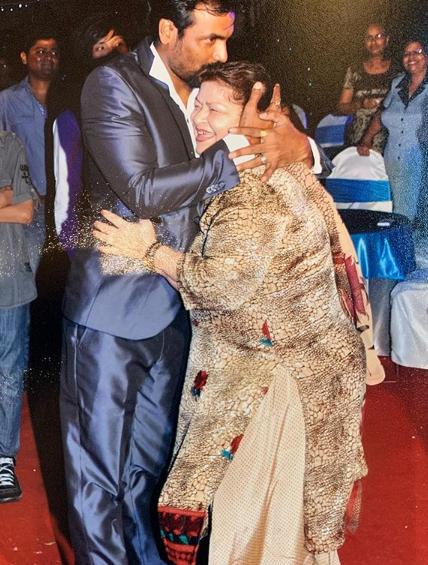 REmo D'souza and Saroj Khan