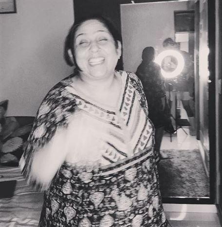 Priyank Mom1