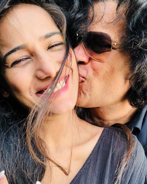 Poonam Pandey With Husband