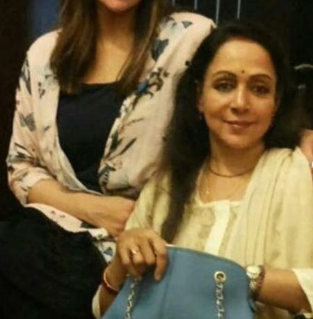 Hema Malini Daughter Ahana