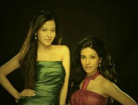Amrita rao and Preetika Rao