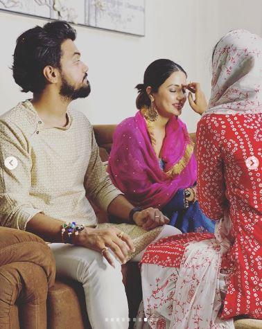 Hina Rocky Rakhi