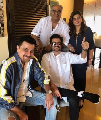Anil Kapoor Siblings