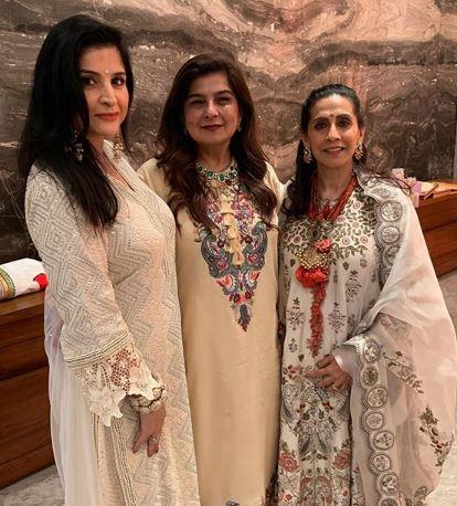 Anil Kapoor Sister Reena