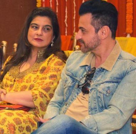 Sanjay Kapoor sister Reena