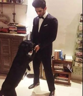 Sushant Singh Rajput Dog