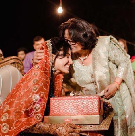 Kamya Panjabi Mother In Law