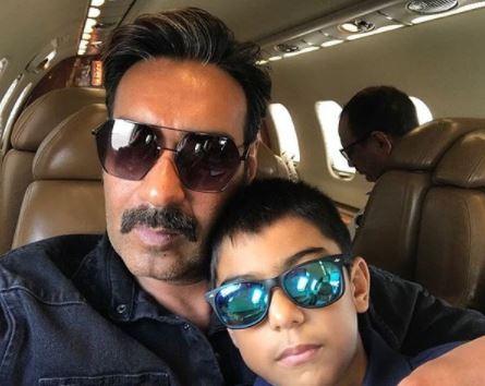 Ajay Devgn Son Yug