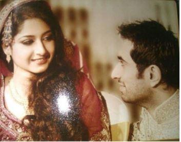 Anjum Farooki Wedding