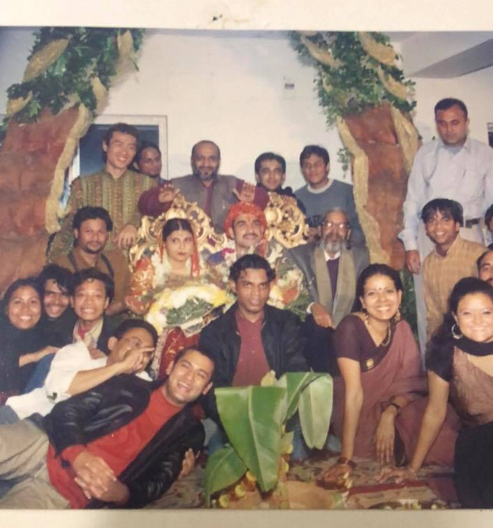 Pankaj Tripathi and Mridula