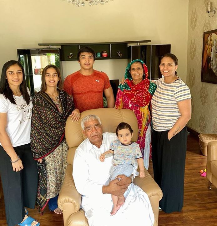 Phogat Family