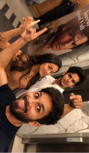 Ishaan Khatter, Shahid Kapoor, Mira Rajput Kapoor