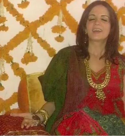Sussanne Khan Mehendi Picture