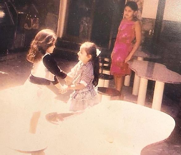 Alia Bhatt and Akansha Ranjan Kapoor