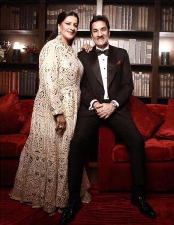 Ranveer Singh Parents