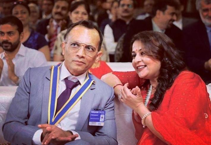 Sucheeta Trive and Nigam Patel