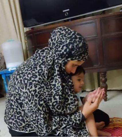 Sania Mirza Son Izhaan