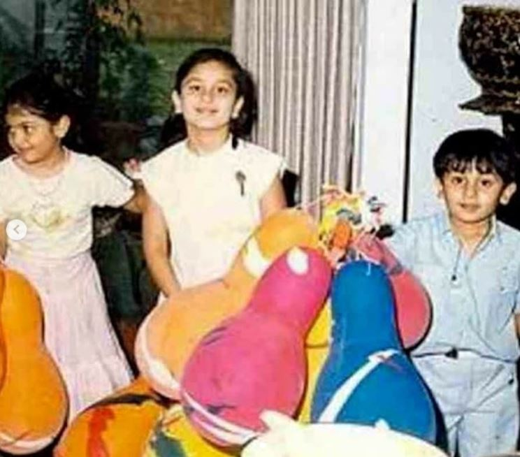 Kareena Kapoor Khan and Ranbir Kapoor