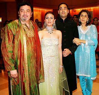 Riddhima Kapoor Sahni Sangeet