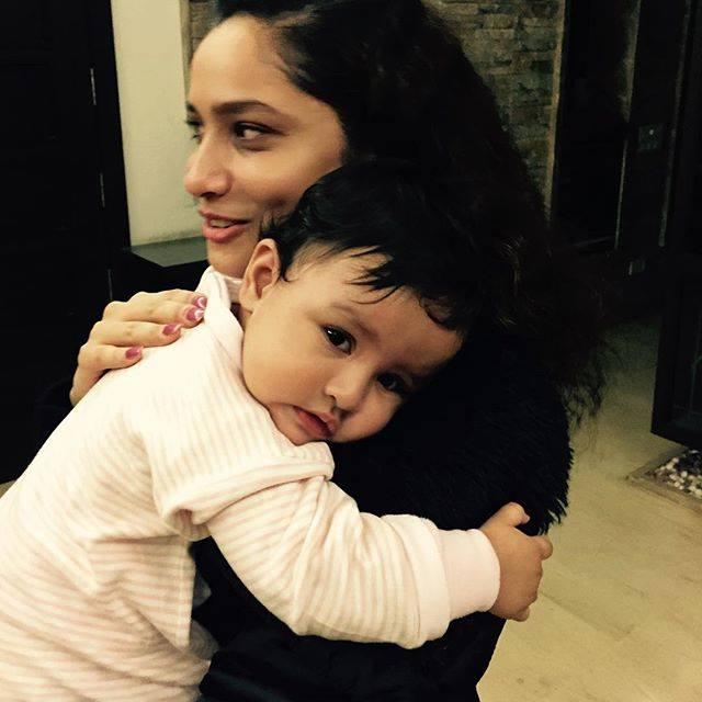 Ankita Lokhande and Ziva Dhoni