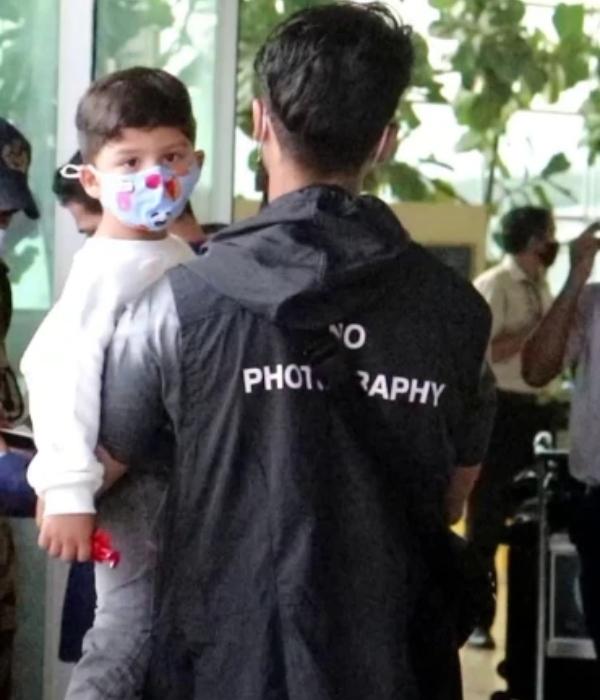 Shahid kapoor and mira Rajput kids