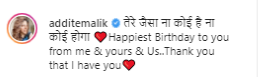 Mohit Malik Birthday