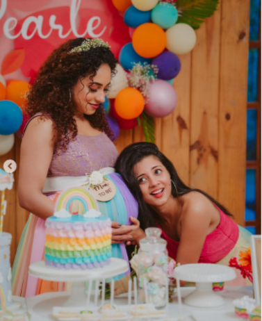 Pearle Maaney Baby Shower