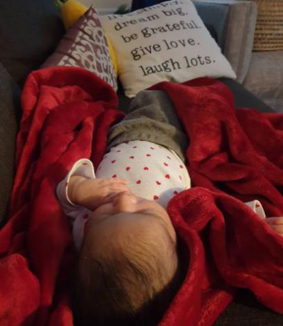 Karanvir Bohra Newborn Daughter