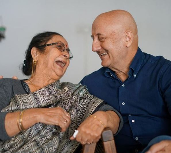 Anupam Kher Credits His Mother Dulari Success In Bollywood Actor