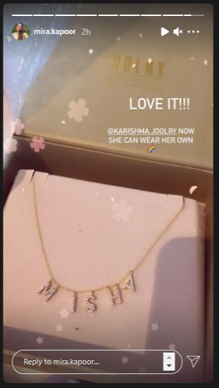 Mira Misha Jewellery