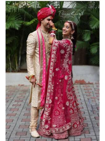 Aishwarya Rai Bachchan Lookalike Wedding
